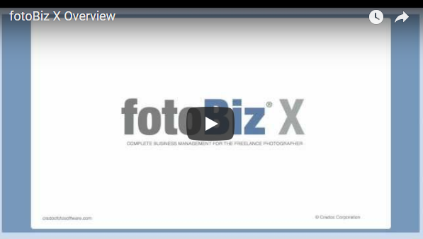 Cradoc fotoSoftware fotoBiz X - Watch Detailed Video Overview of fotoBix X Features