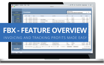 Invoicing and Tracking Profits for Freelance Photographers