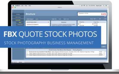 Stock Photography Business Management