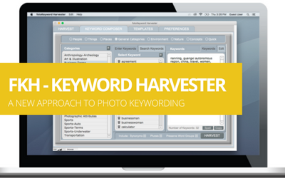 A New Approach to Photo Keywording with the Keyword Harvester