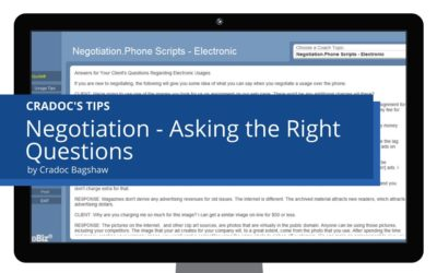 Negotiation – Asking the Right Questions