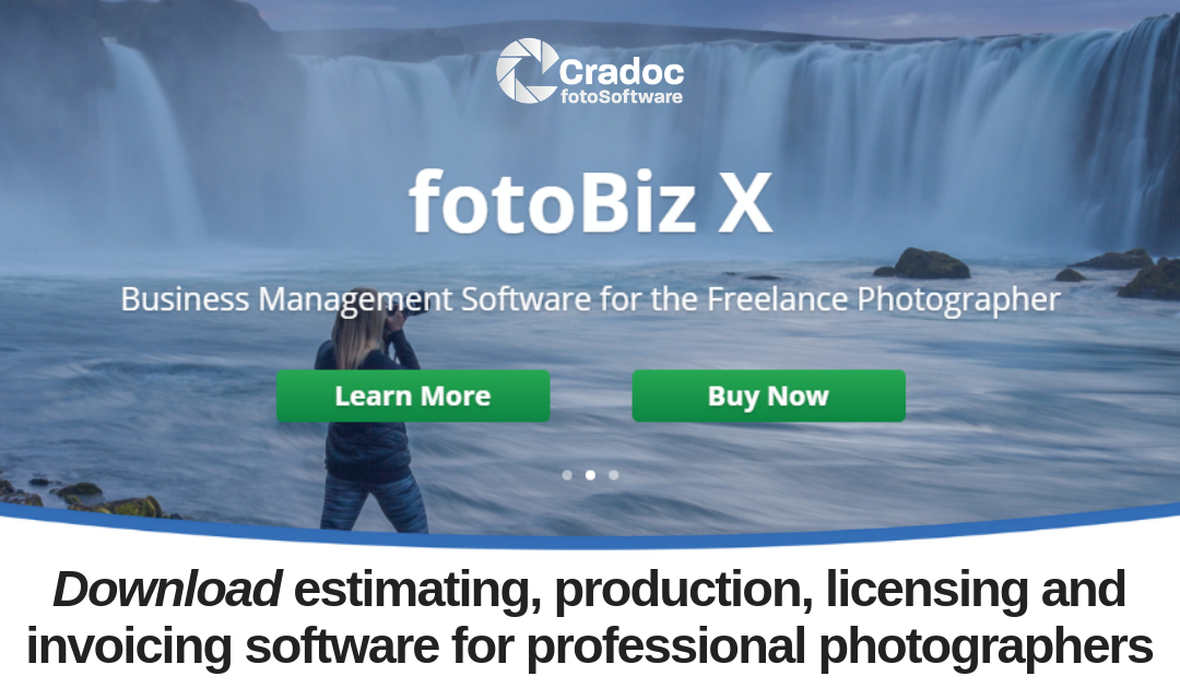 Cradoc fotoBiz X vs Blinkbid