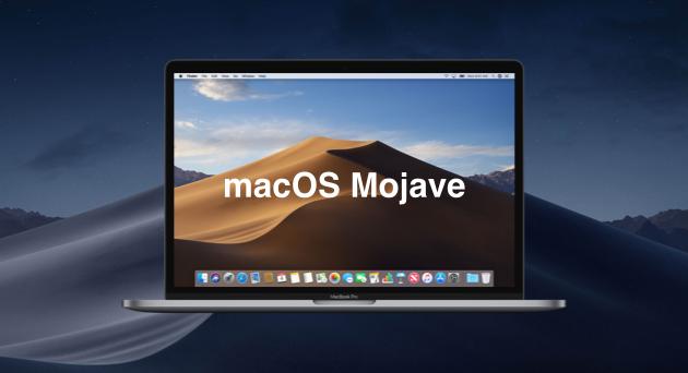 Apple OS 10.14.x Mojave