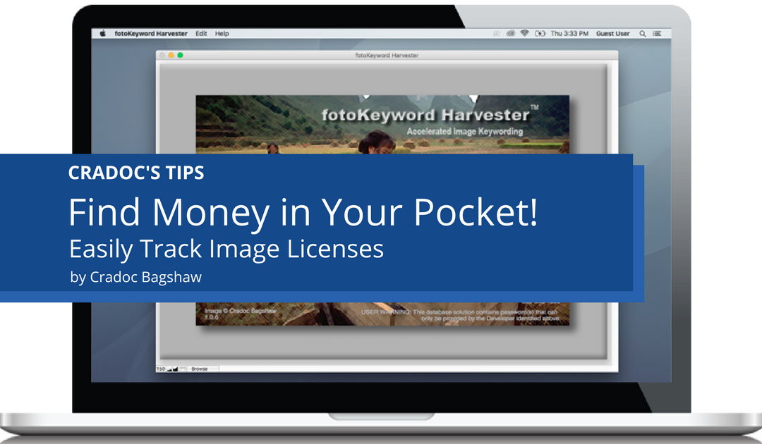 Find Money in your Pocket with the ImageLog