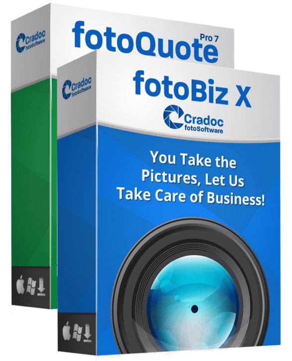 Cradoc fotoSoftware fotoBiz X - business software for freelance photographers
