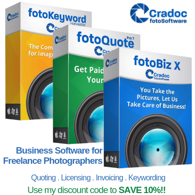 Cradoc fotoSoftware Affiliate link to store